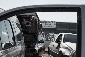 Dar de baja el coche - desguaces online desguacesn430.com