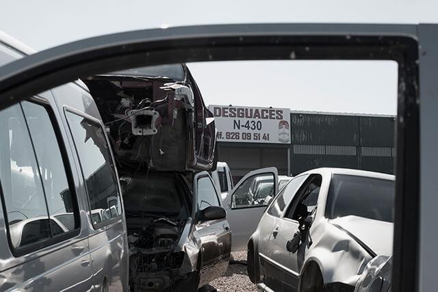 Dar de baja un coche - desguaces online desguacesn430.com