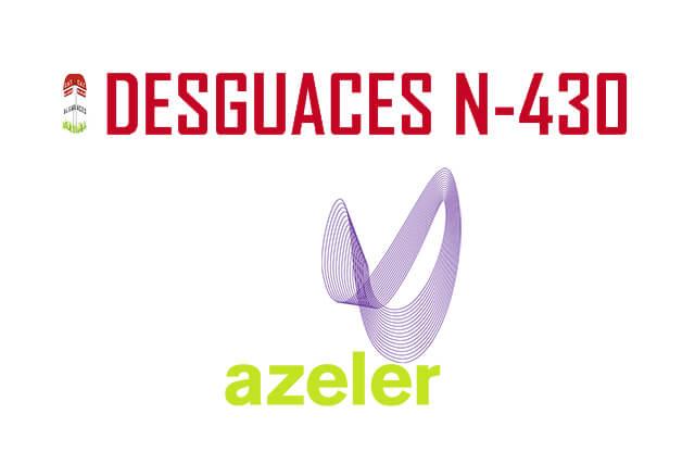 Azeler recambios - desguacesn430.com