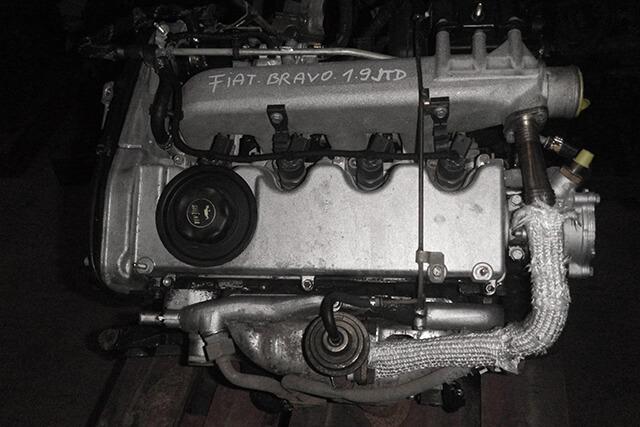 Motores de segunda mano - desguaces online desguacesn430.com