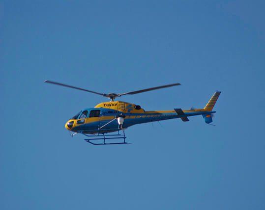 radar móvil de helicóptero pegasus desguacesn430
