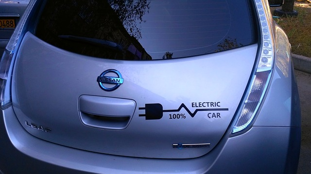 foto coche eléctrico desguacesn430
