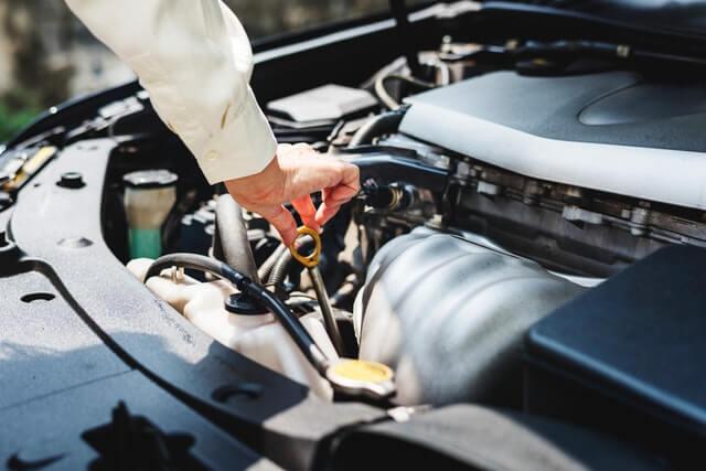 control aceite del vehículo desguacesn430