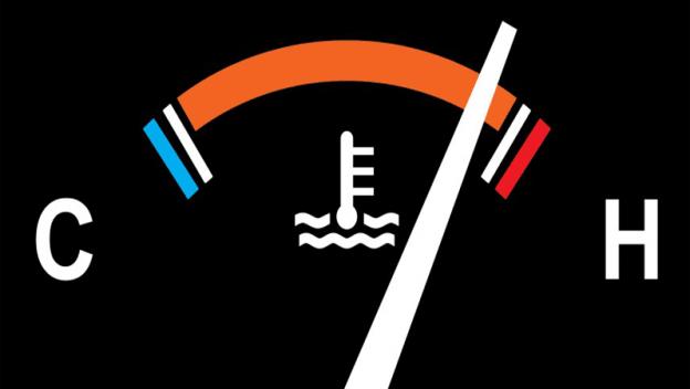 temperatura del motor desguacen430