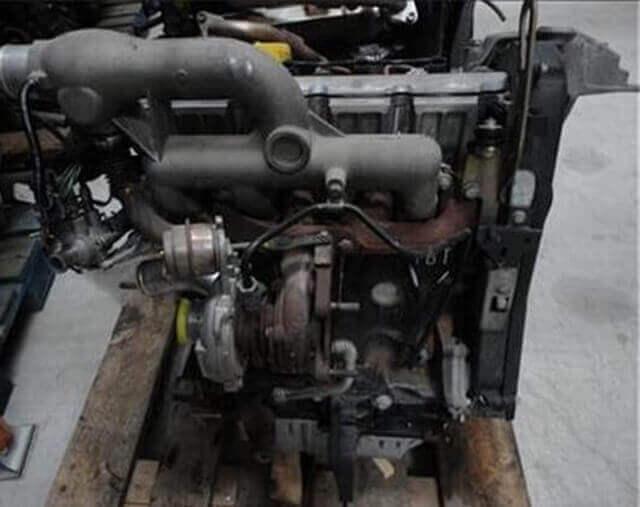 Motor de desguace desguacesn430
