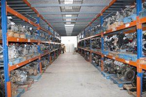 almacen de motores de desguace desguacen430