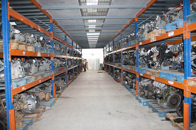almacen de motores de desguace en desguacen430