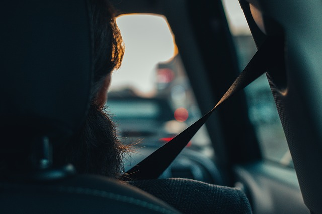 sistema de seguridad pasiva cinturón de seguridad desguacesn430