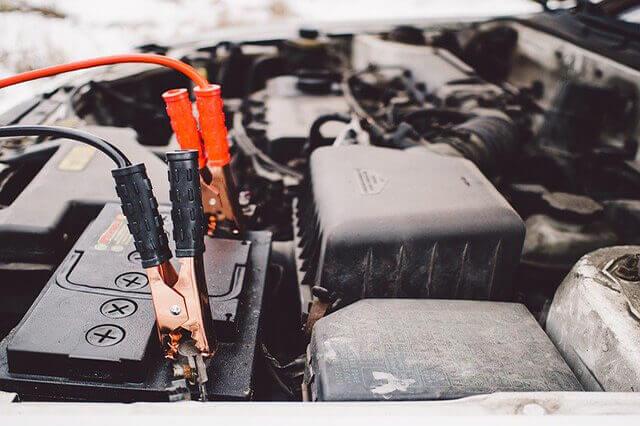 cables de arranque en la batería desguacesn430