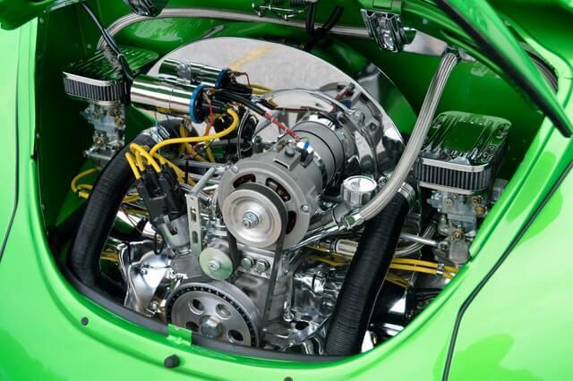 foto de motor de coche desguacesn430