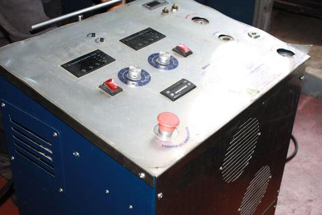 maquina para descarbonizar motor desguacesn430