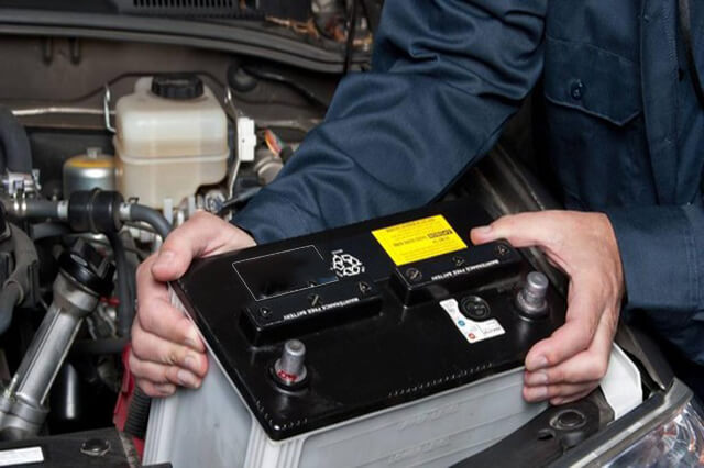 Cómo cambiar una batería de coche desguacesn430