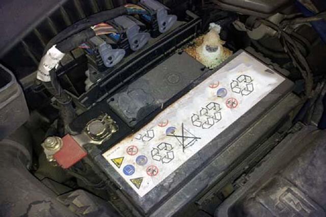 Cómo saber si hay que cambiar la batería del coche desguacesn430