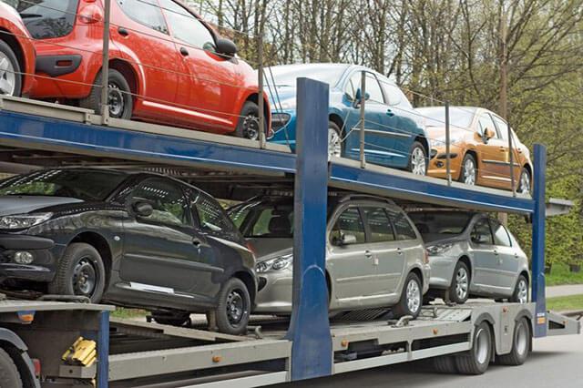 Baja de los Vehículos en España para Trasladarlos a otros Países DESGUACESN430